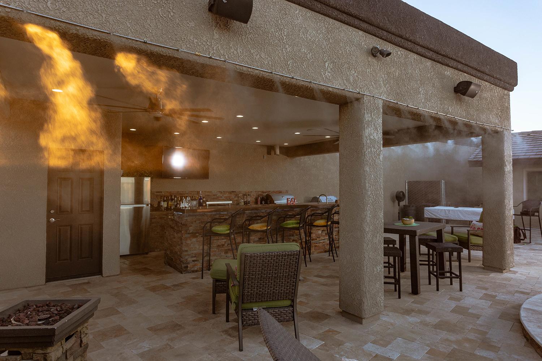 London Fog Outdoor Cooling Systems Misting Systems Lake Havasu City Arizona